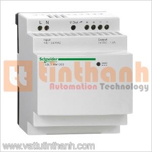ABL7RM24025 - Bộ nguồn 1 hoặc 2 pha 100-240VAC-24V-2.5A Schneider
