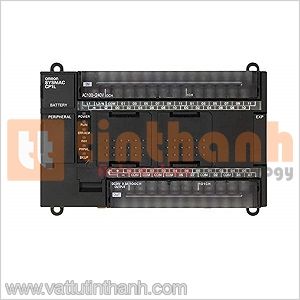 CP1L-M40DR-A - CP1LM40DRA - Bộ lập trình CPU CP1L-M40DR AC/DC/Relay Omron