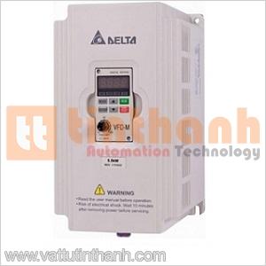 VFD022M23B-Y - VFD022M23BY - Biến tần VFD-M 3 Phase 200V~240VAC 2.2KW Delta
