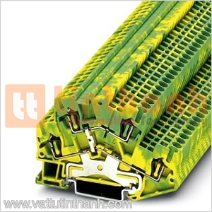 3038480 - Cầu đấu dây (Protective conductor double-level) STTBS 2 5-PE Phoenix Contact