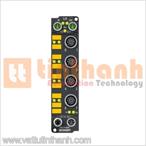 EP3174-0092 - Thiết bị EtherCAT Box 4 analog differential inputs