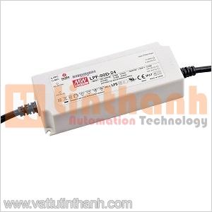 LPF-90D-54 - Bộ nguồn AC-DC LED 54VDC 1.67A Mean Well