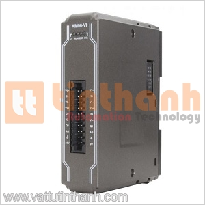 iR-AM06-VI - Mô đun analog I/O 4AI/2AO - Weintek TT