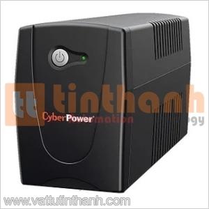 Value600E - Bộ lưu điện UPS SOHO 600VA/360W - CyberPower TT