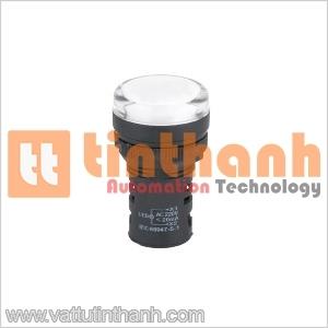 1200732   EX9IL2N4 - Đèn báo 22mm Curved 110VAC Red Noark