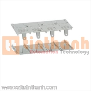HYD026H - Terminal cover H400-H630 4P short Hager