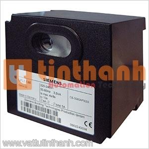 LGB21.550A27 - Bộ điều khiền đầu đốt khí/dầu - Siemens TT