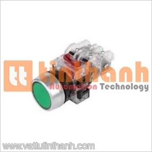 MRF-AA2 - Nút nhấn không đèn tự giữ Φ30 mm Hanyoung Nux
