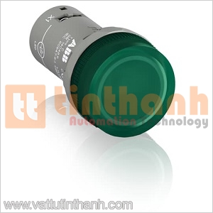 1SFA619403R5202 - Nút nhấn đèn báo đầu bằng CL2-520G 22MM