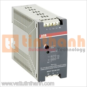 1SVR427032R1000 - Bộ cấp nguồn sơ cấp CP-E 12VDC/2.5A