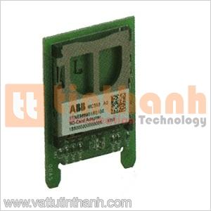 1TNE968901R0100 - SD-CARD Adapter MC503 AC500 ABB