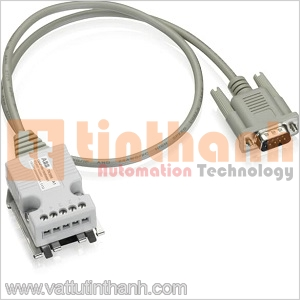 1TNE968901R3203 - Option set 6X Terminal TA570 AC500 ABB