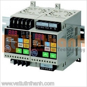 3G3JE-A2002 - 3G3JEA2002 - Biến tần 3G3JE công suất 0.2KW Omron