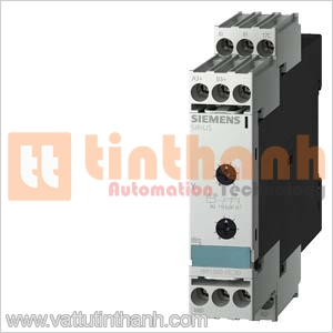 3RP1560-1SP30 - 3RP15601SP30 - Relay thời gian 30-600S 0.85 ...1.1 US 24V ACDC/220VAC Siemens