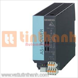 3RX9501-1BA00 - 3RX95011BA00 - Bộ nguồn AS-I 30VDC 3A Siemens
