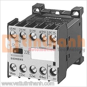3TH2022-0AK6 - 3TH20220AK6 - Contactor Relay 2NO+2NC 110VAC Siemens
