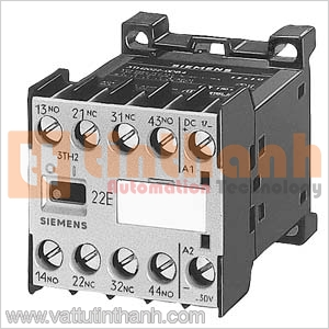 3TH2022-0LC8 - 3TH20220LC8 - Contactor Relay 2NO+2NC 22...40VDC Siemens