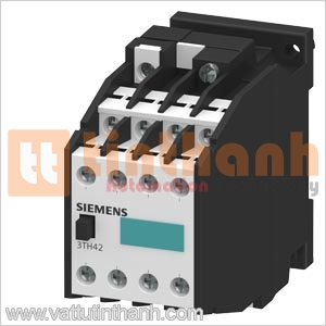 3TH4280-0AJ2 - 3TH42800AJ2 - Contactor Relay 8NO 115VAC Siemens