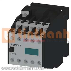 3TH4364-0BD4 - 3TH43640BD4 - Contactor Relay 6NO+4NC 42VDC Siemens