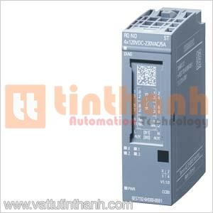 6ES7132-6HD00-0BB1 - 6ES71326HD000BB1 - Mô đun mở rộng Digital ET 200SP 4DO Relay Siemens