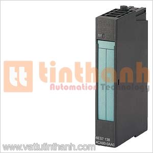 6ES7134-4GB62-0AB0 - 6ES71344GB620AB0 - Mô đun mở rộng Analog ET 200S 2AI High Siemens