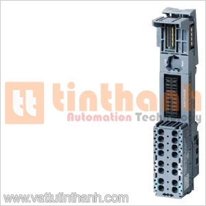6ES7193-6BP20-0BB0 - 6ES71936BP200BB0 - Base Unit BU ET 200SP Siemens