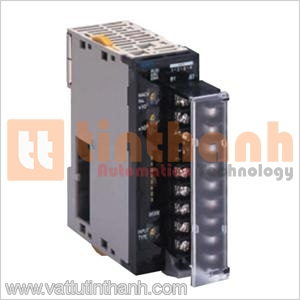 CJ1W-TC002 - CJ1WTC002 - Mô đun mở rộng Analog CJ1W 4 Loops In/Out Omron