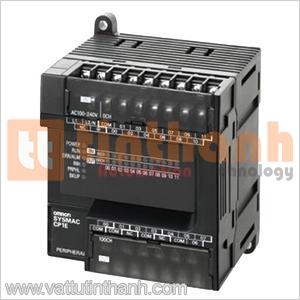 CP1E-E10DR-A - CP1EE10DRA - Bộ lập trình CPU CP1E-E10DR AC/DC/Relay Omron