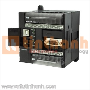 CP1E-N14DR-A - CP1EN14DRA - Bộ lập trình CPU CP1E-N14DR AC/DC/Relay Omron