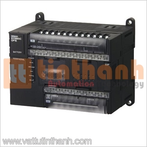 CP1E-N30DR-A - CP1EN30DRA - Bộ lập trình CPU CP1E-N30DR AC/DC/Relay Omron