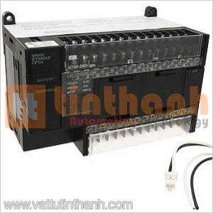 CP1H-X40DR-A - CP1HX40DRA - Bộ lập trình CPU CP1H-X40DR AC/DC/Relay Omron