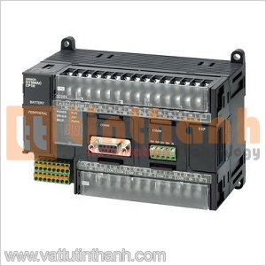 CP1H-X40DT-D - CP1HX40DTD - Bộ lập trình CPU CP1H-X40DT DC/DC/DC Omron