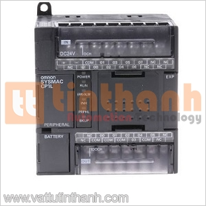 CP1L-L14DR-A - CP1LL14DRA - Bộ lập trình CPU CP1L-L14DR AC/DC/Relay Omron