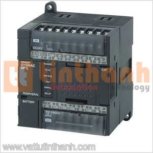 CP1L-L14DT-D - CP1LL14DTD - Bộ lập trình CPU CP1L-L14DT DC/DC/Relay Omron