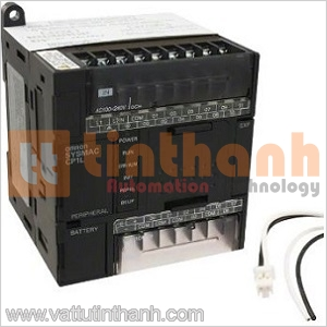 CP1L-L20DR-A - CP1LL20DRA - Bộ lập trình CPU CP1L-L20DR AC/DC/Relay Omron
