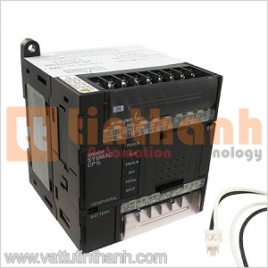CP1L-L30DR-A - CP1LL30DRA - Bộ lập trình CPU CP1L-L30DR AC/DC/Relay Omron
