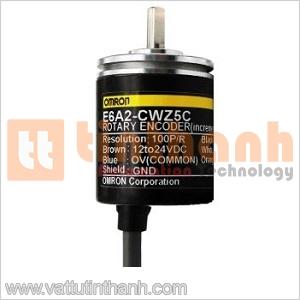 E6A2-CWZ5C 200P/R 0.5M - E6A2CWZ5C 200PR 0.5M - Encoder E6A2 200 xung/vòng Omron