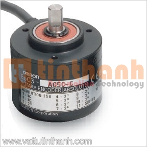 E6F-AG5C 720P/R 2M - E6FAG5C 720PR 2M - Encoder E6F 720 xung/vòng Omron