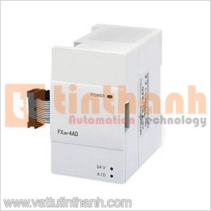 FX2N-4AD - FX2N4AD - Mô đun mở rộng analog input 4AI Mitsubishi