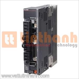 MR-J4-70B-RJ010 - MRJ470BRJ010 - Digital AC Servo Amplifier 750W 200V Mitsubishi