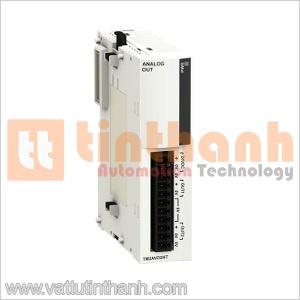 TM2AVO2HT - Mô đun Analog output M238 2AO Schneider