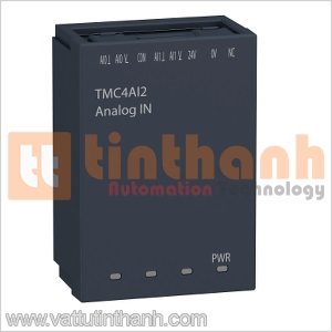 TMC4AI2 - Card Analog input M241 2AI Schneider