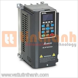 VFD015CP23A-21 - VFD015CP23A21 - Biến tần CP2000 3 Phase 200V~240VAC 0.75KW Delta