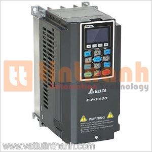 VFD750CH23A-21 - VFD750CH23A21 - Biến tần CH2000 3 Phase 200-240VAC 75KW Delta