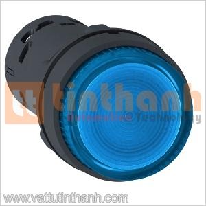 XB7NW36M1 - Nút nhấn có đèn xanh dương 1NO Schneider