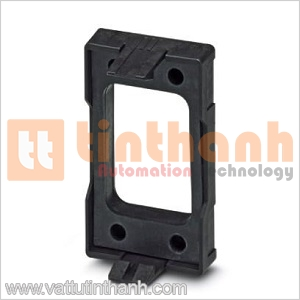 0801655 - Snap-on frame CES-B10-SF-PLBK Phoenix Contact