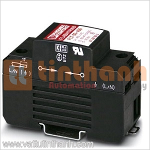2800107 - Combination type 1/2 protective device FLT 60-400 Phoenix Contact