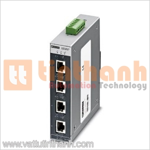 2891003 - Switch ethernet công nghiệp FL SWITCH SFNT 5TX Phoenix Contact