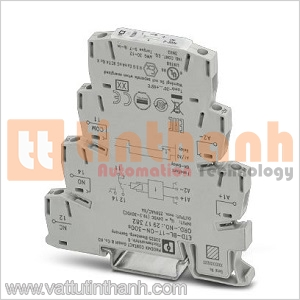 2917447 - Relay thời gian ETD-BL-1T-ON-CC-300MIN Phoenix Contact