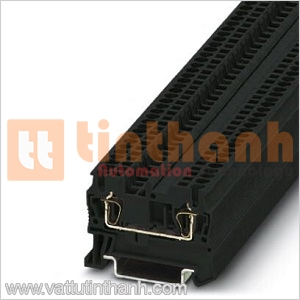 3037122 - Feed-through terminal block ST 2 5 BK Phoenix Contact